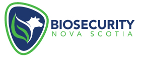 Biosecurity Nova Scotia Logo